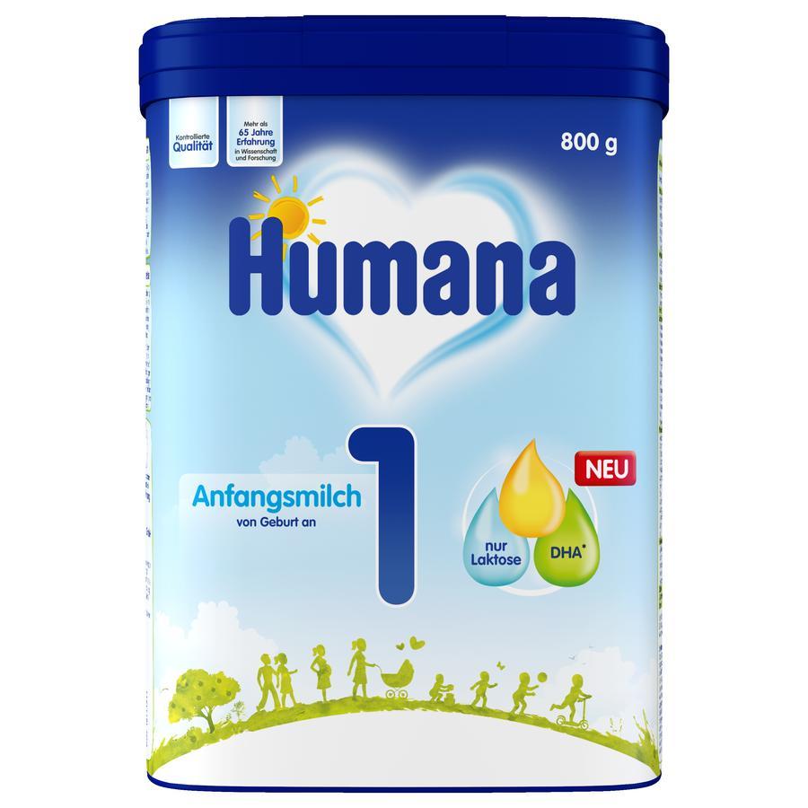 Humana Anfangsmilch 1 800 g ab der Geburt