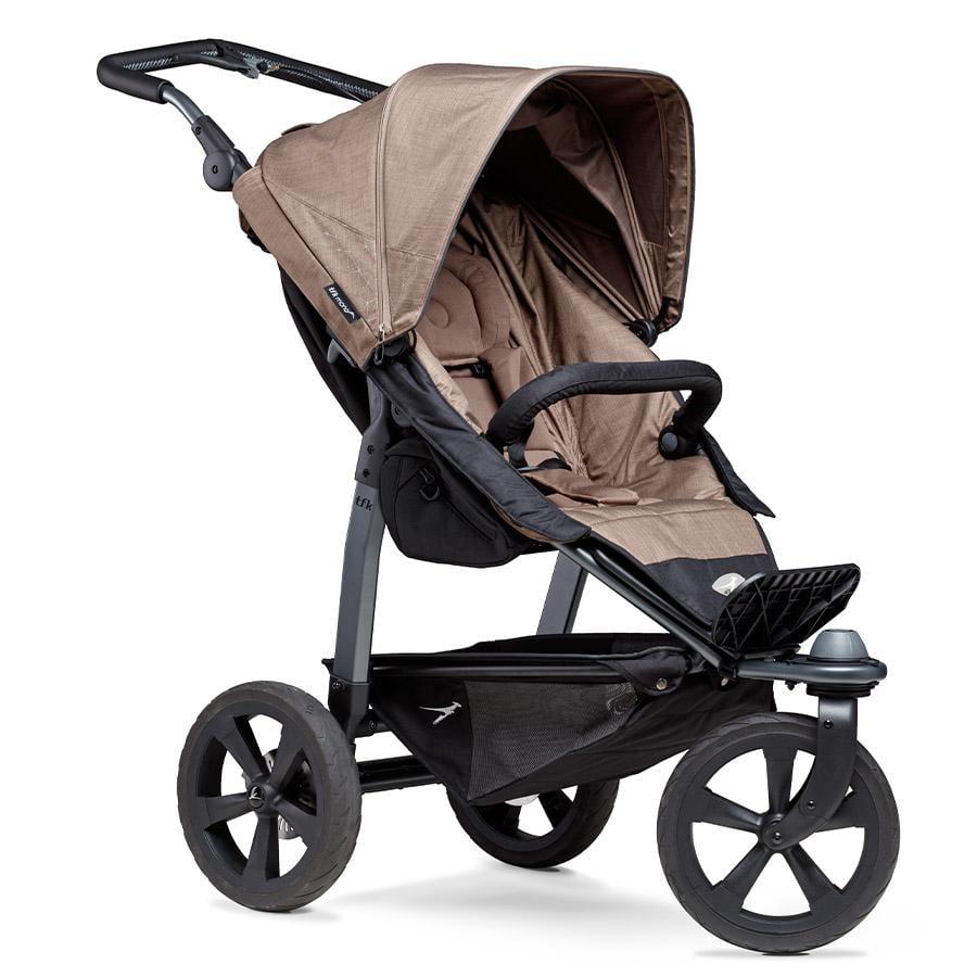 tfk Poussette 3 roues Mono Ecco brun 2020