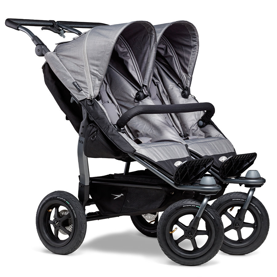 tfk kinderwagen Duo Air Grey
