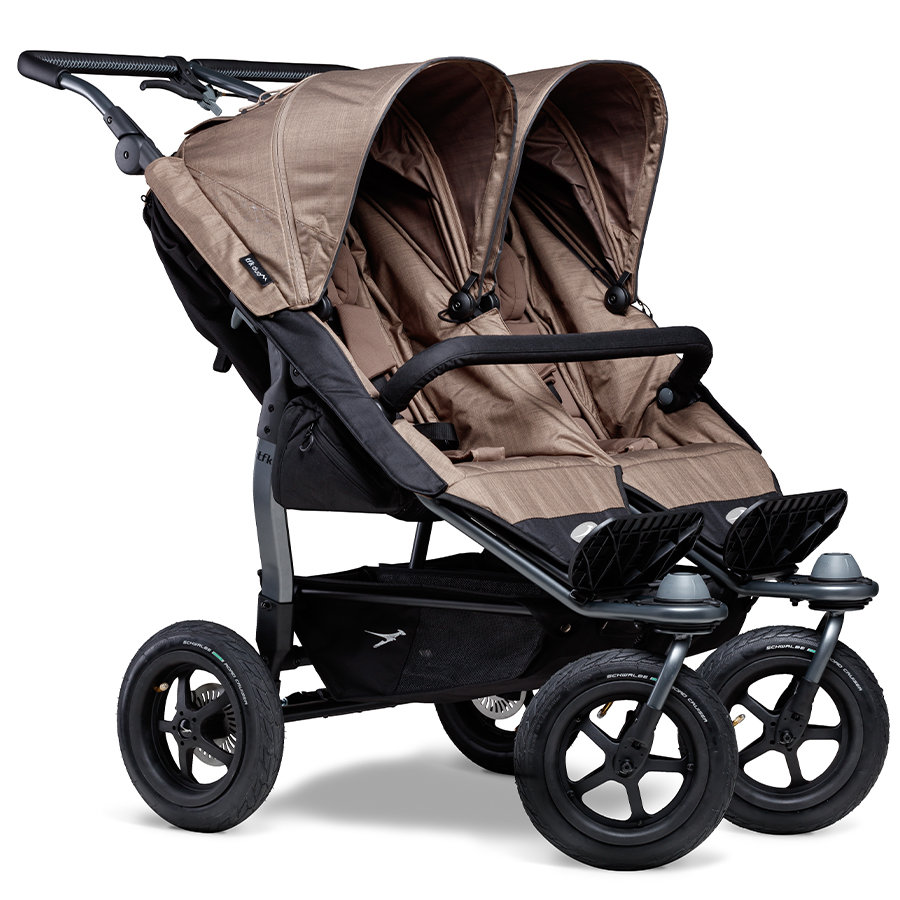 tfk Kinderwagen Duo Air Braun
