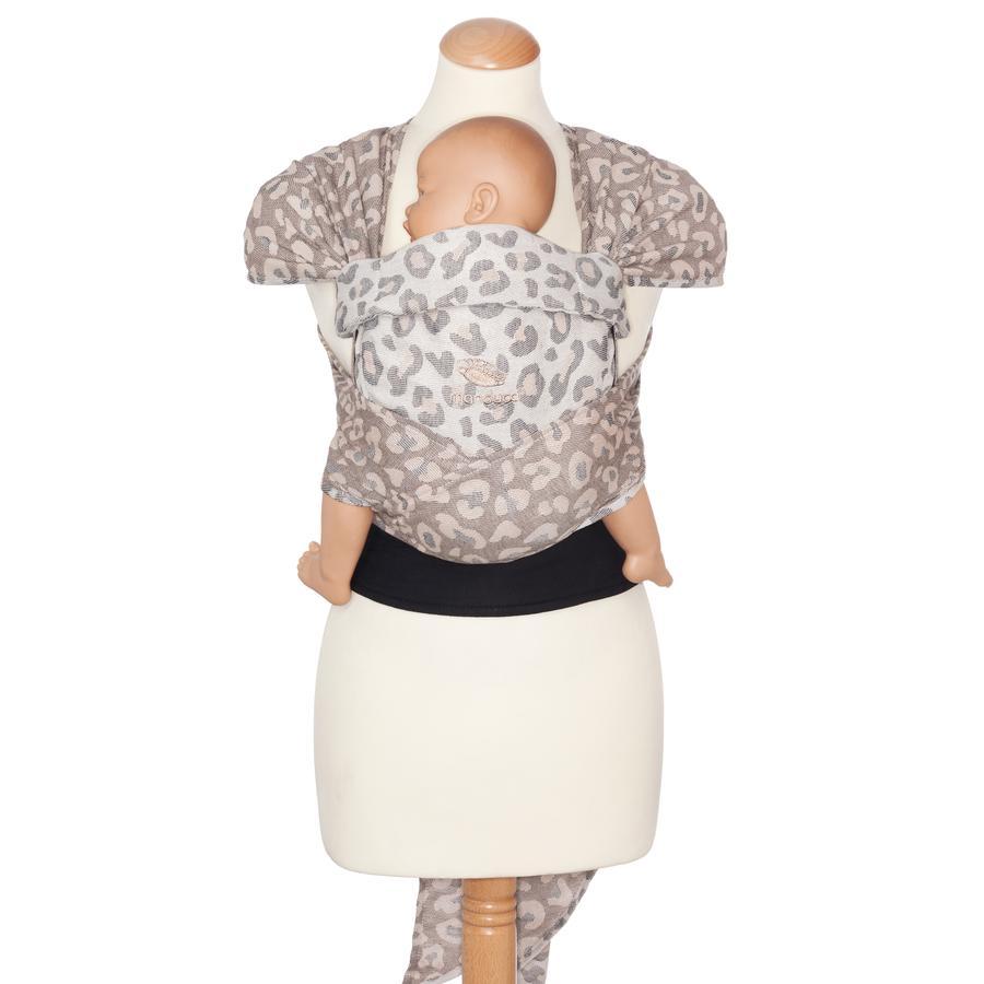 manduca Porte-bébé ventral dorsal Twist Long édition limitée Leo