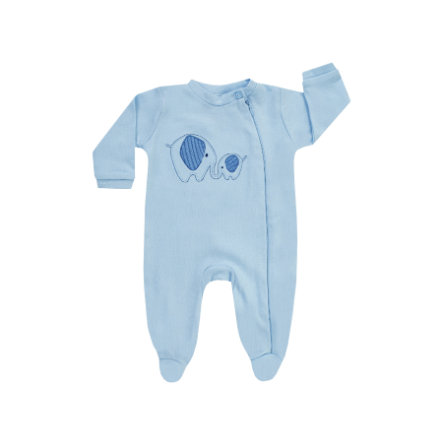 JACKY Pyjama 1 pièce BASIC LIGNE bleu clair