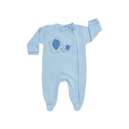 JACKY Pyjamas 1 stk. BASIC LINE lyseblå
