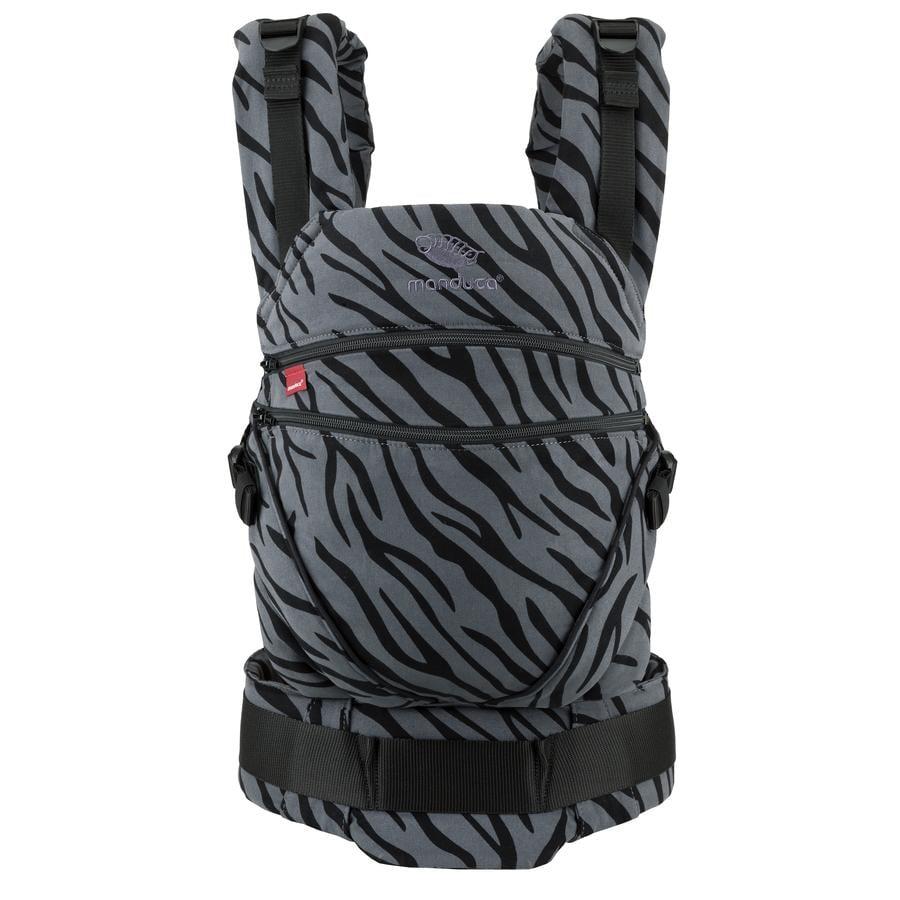 manduca Babytrage XT LimitedEdition Zebra
