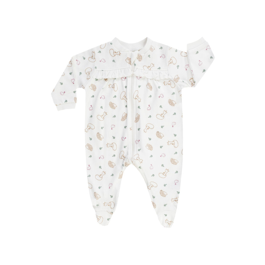 JACKY Pyjama 1 pièce WOODLAND TALE off- white