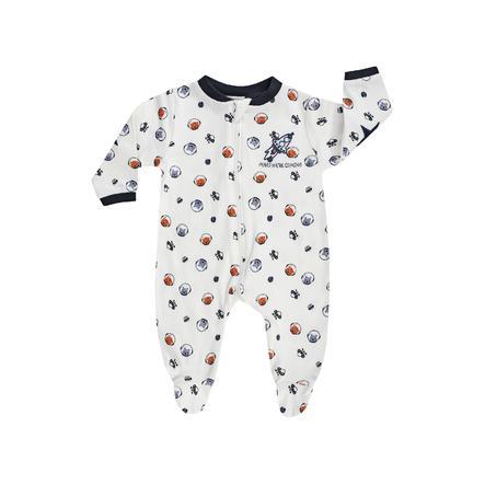 JACKY pyjama 1 kpl. SPACE JOURNEY allover painettu