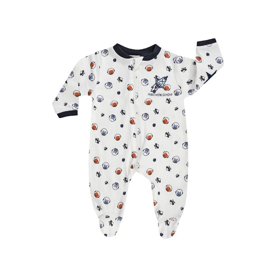 JACKY Schlafanzug 1tlg. SPACE JOURNEY Alloverbedruckt