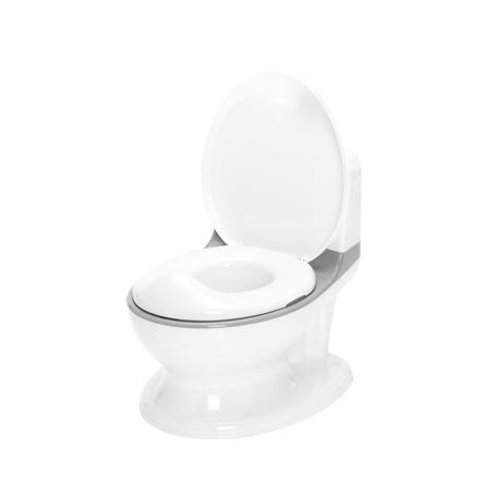 fillikid Mini Toilette grau/weiß