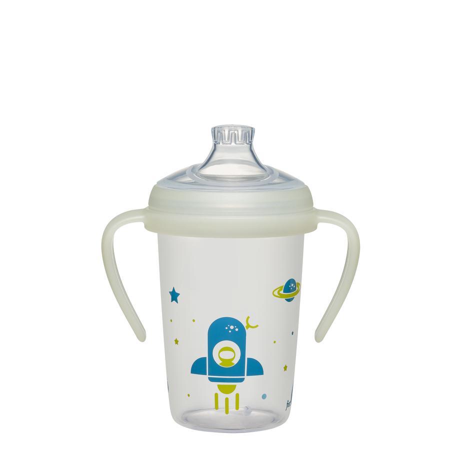 nip ® Fles first momenten Dag & Night 270 ml Raket vanaf de leeftijd van 6 maanden