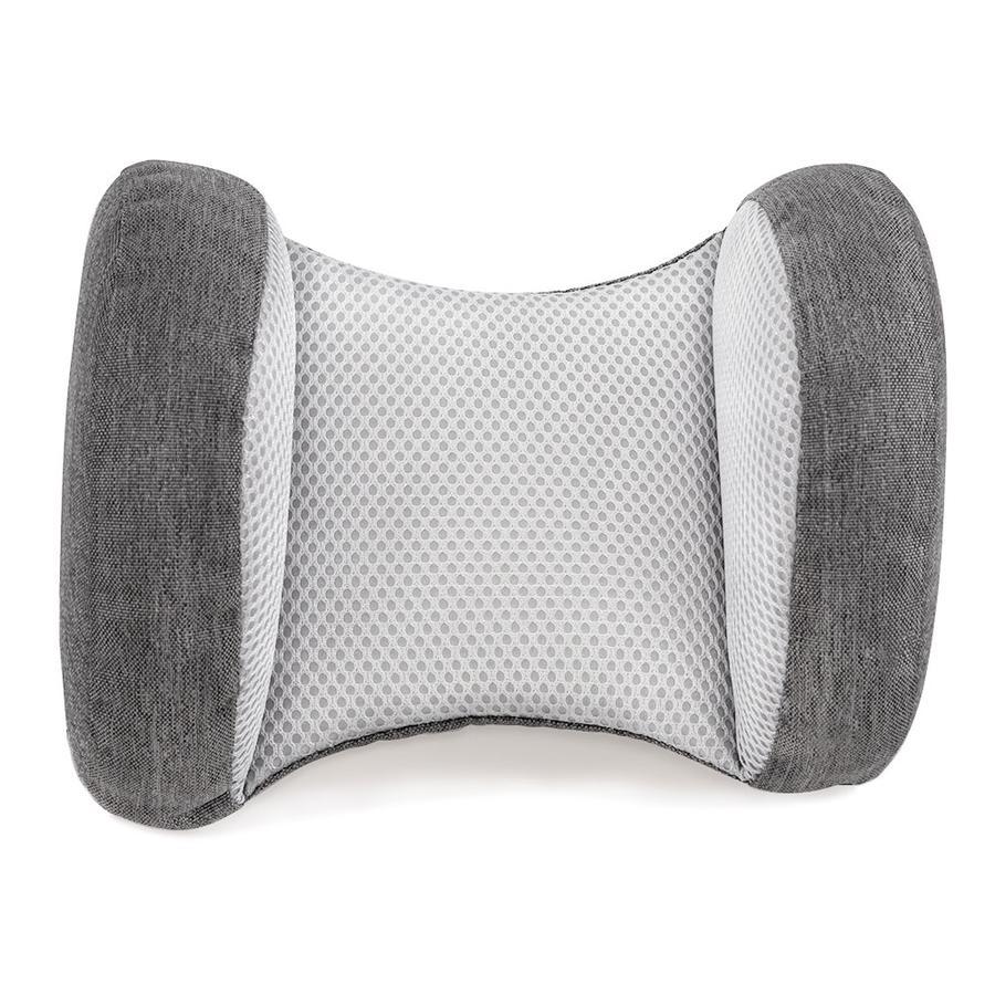 Qeridoo® Kopfstütze für Kinderfahrradanhänger grey