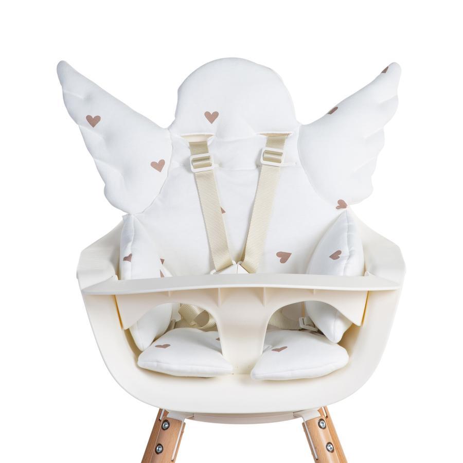 CHILDHOME Sitzkissen Universal Engel Hearts