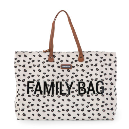 CHILDHOME Family Bag Leopard