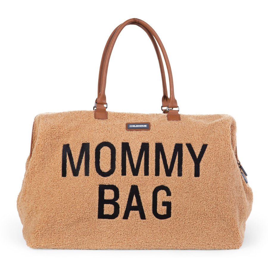 CHILD HOME Mommy Tas Teddy beige