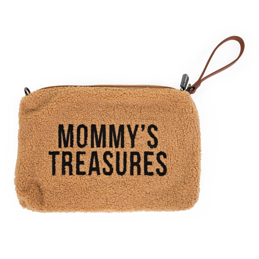 CHILDHOME Mommy Clutch Teddy beige