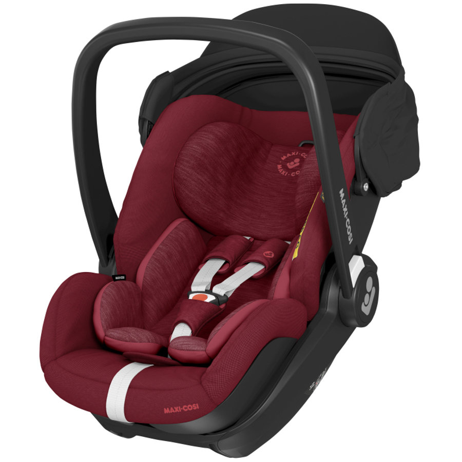 MAXI COSI Babystol Marmor i-Size Essential Red