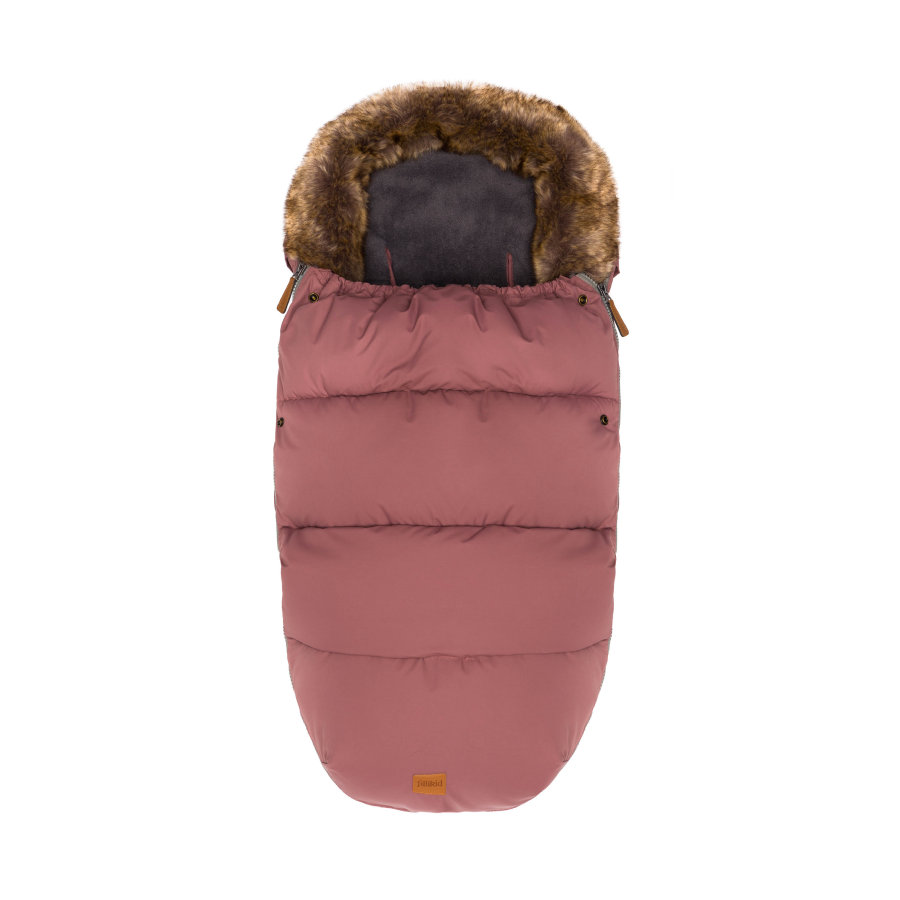 fillikid  Saco cubrepiés de invierno Manaslu rosa