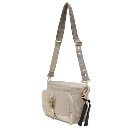 GEORGE GINA & LUCY Bolsa de pañales Sweet Shorty Bege Mantente fuerte