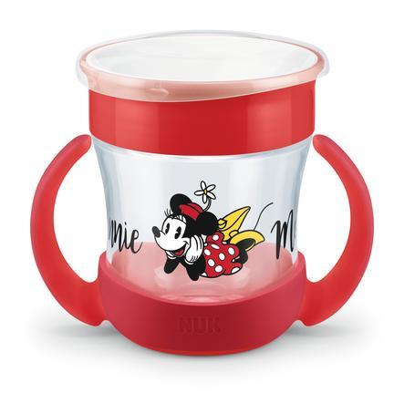 NUK Drikkekop Mini Magic Kop 160 ml fra 6 måneder Design : Disney Minnie Mouse
