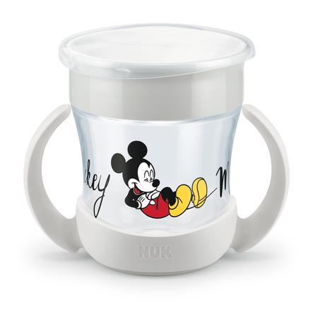 NUK Tazza da bere Mini Magic Tazza 160 ml dal 6° mese Design : Disney Mickey Mouse