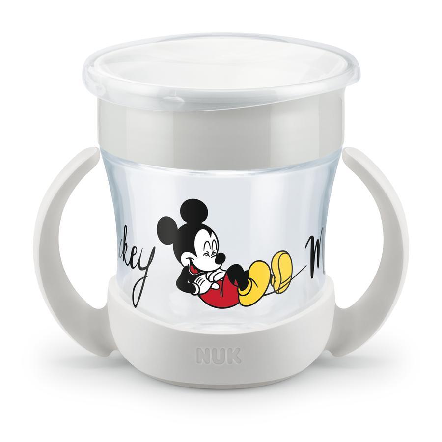 NUK Gobelet Mini Magic Gobelet 160 ml du 6ème mois Design : Disney Mickey Mouse
