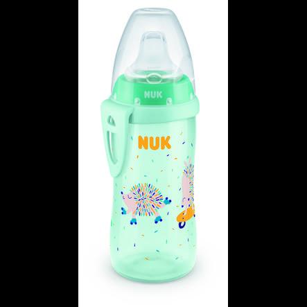 NUK Bouteille Active Tasse Boy, 300ml