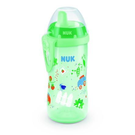 NUK Drickflaska Kiddy Cup Boy, 300 ml