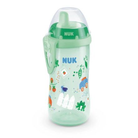 NUK juomapullo Kiddy Cup Boy, 300ml