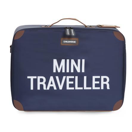 CHILDHOME Barneveske Mini Traveler marine / hvit