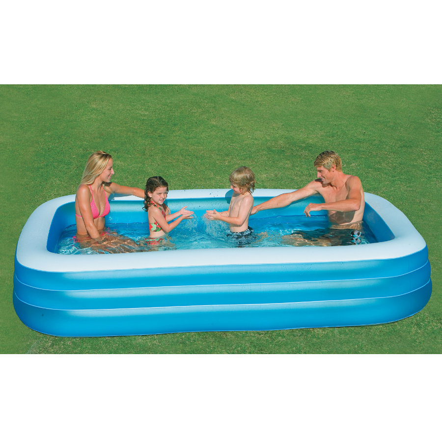 INTEX® Swim Pool Center™ Family Pool Swim 305 x 183 x 56 cm - c9fc6a