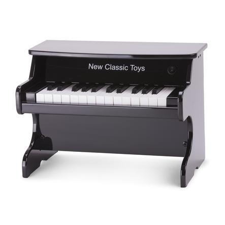 New Classic Toys Piano électrique enfant 25 touches noir bois