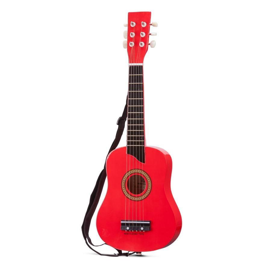 EITECH Kytara de Luxe, červená