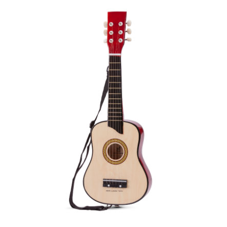 New classic Toys gitar - DeLuxe - Nature