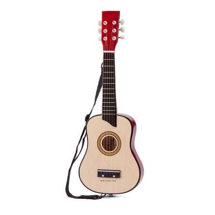 New Classic Toys Gitarre - DeLuxe - Natur