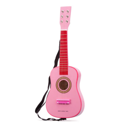 New Class ic Toys Chitarra - Rosa