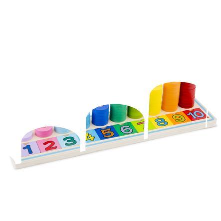 New Classic Toys  Arithmetic game - lär sig att räkna