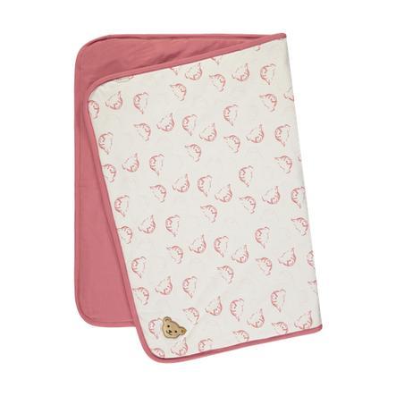 Steiff Blanket Jersey rosa