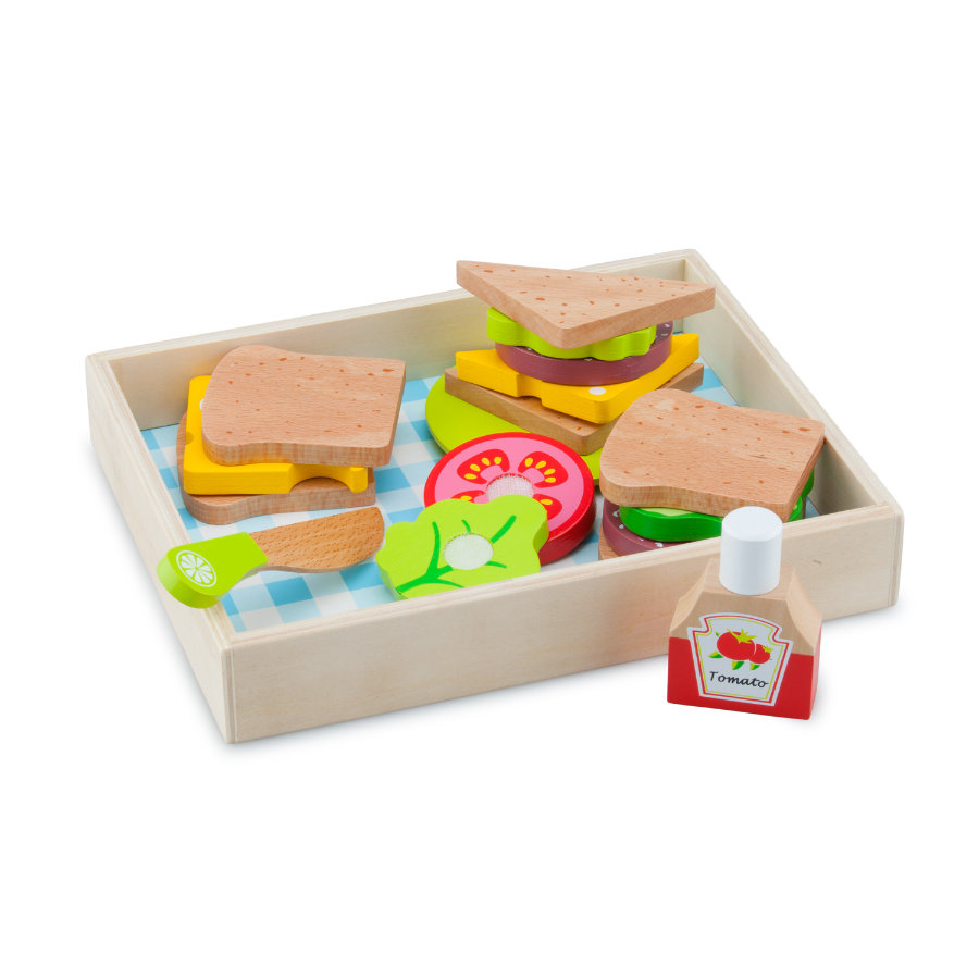 New classic Toys Cutting set Sand wich