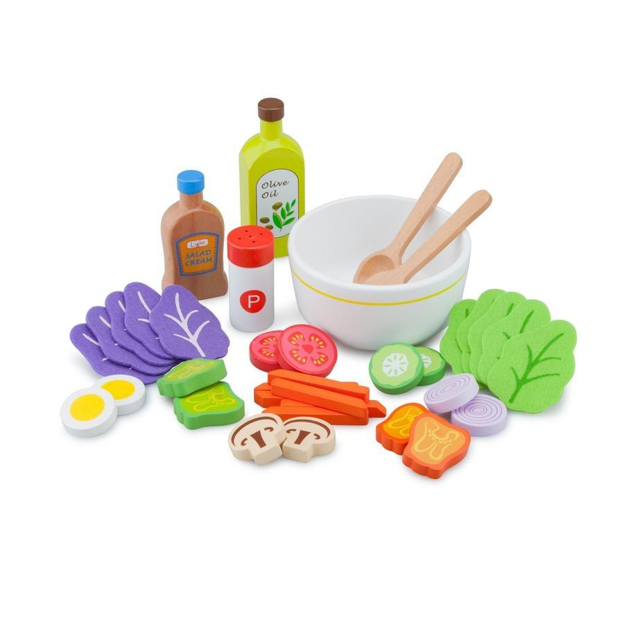 New Class ic Toys Juego de ensalada