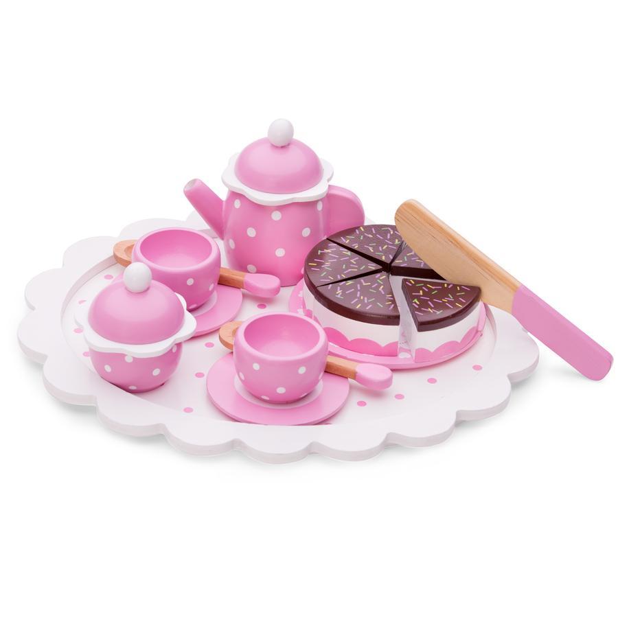 New classic Toys Kaffesett med kake