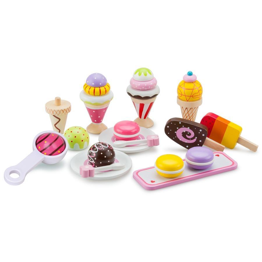 New Class ic Toys Zmrzlinová souprava