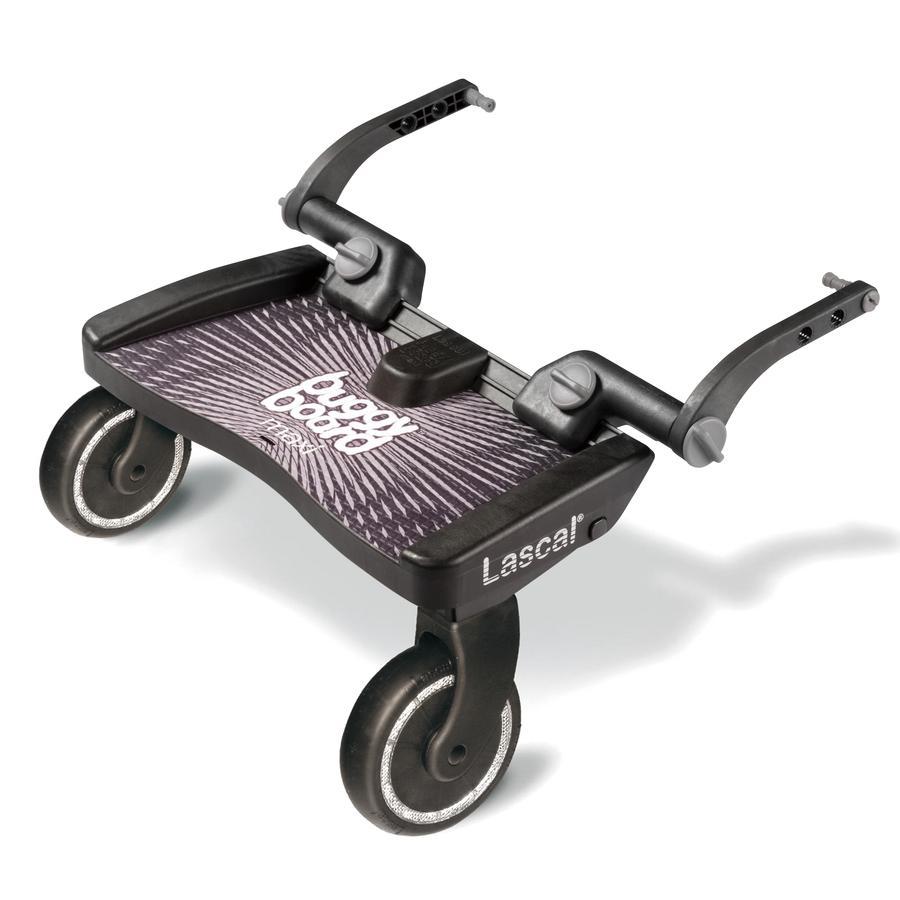 Lascal Planche à roulettes poussette Buggy Board Maxi noir