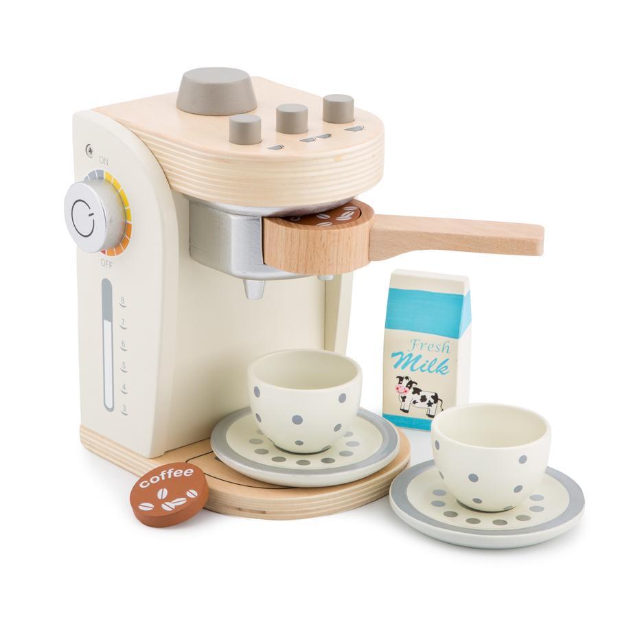 New Classic Toys kaffemaskine creme
