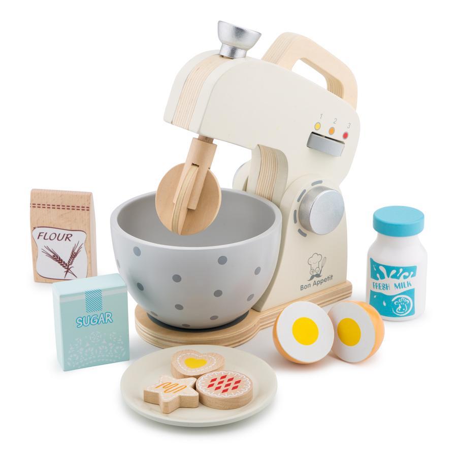 New Class ic Toys Mélangeur avec accessoires - Crème