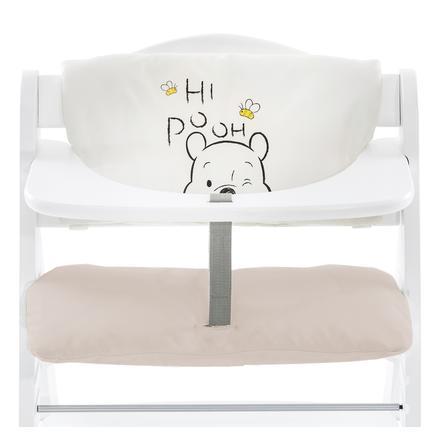 hauck Sittdyna till barnstol Deluxe Pooh Cuddles