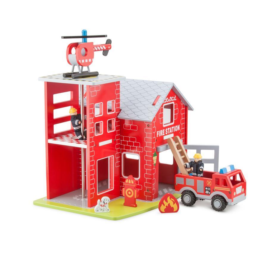 EITECH Caserne de pompier