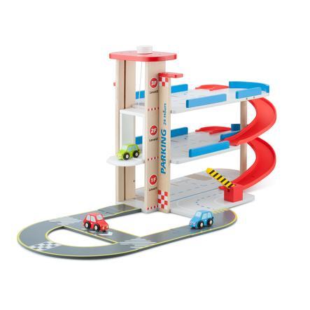 New Class ic Toys Parkeergarage met 3 verdiepingen