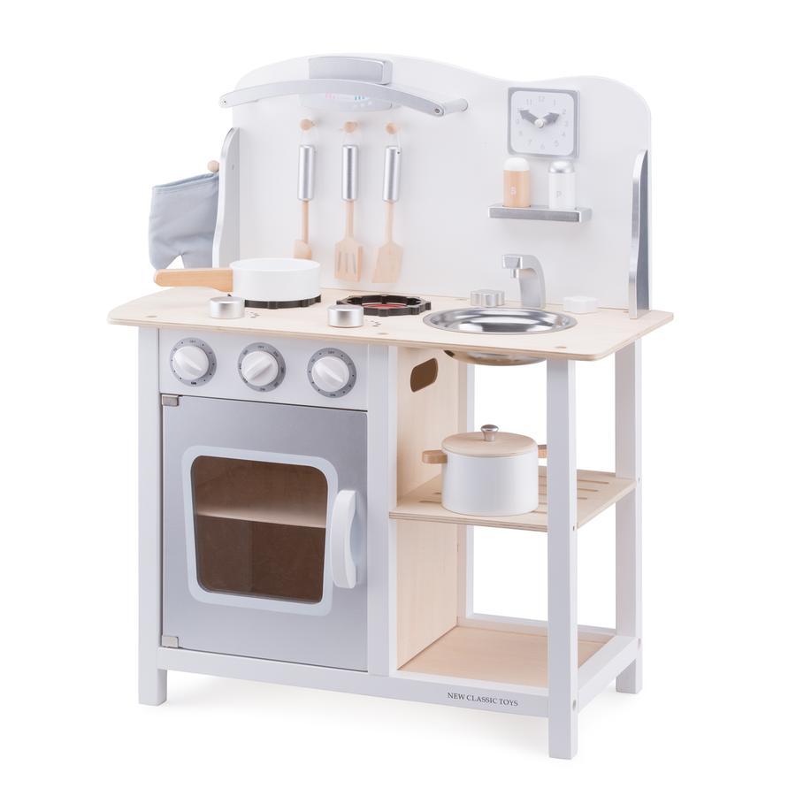 New Classic Toys Cucina giocattolo Bon Appetit bianco