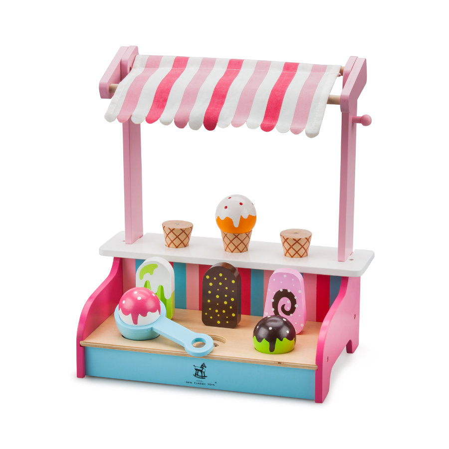 New Classic Toys Eiscreme Shop
