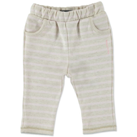 MARC O`POLO Girls Mini Sweathose beige melange