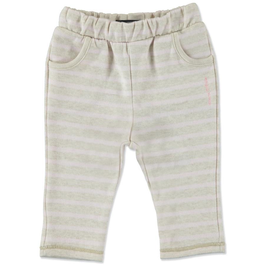 MARC O`POLO Girls Mini Sweatpants beige melange